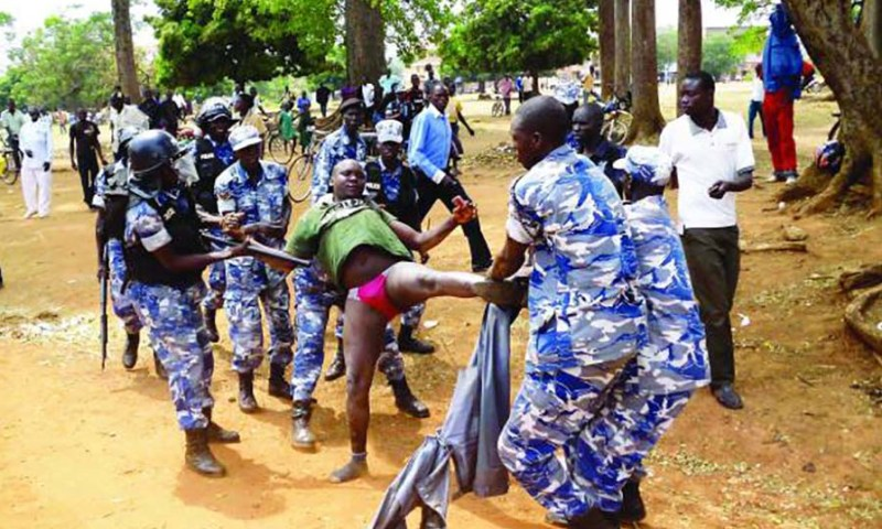 European Union: Uganda Election Wasn't Violent Except Few Glitches Caused By Half Baked Army & Police