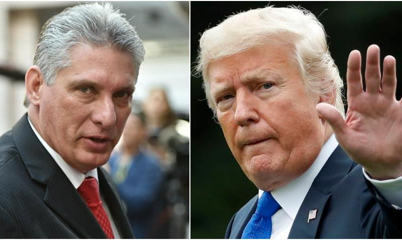 Before I Quit Office You Will Be On List Of State Terror Sponsors: Trump Warns Cuba