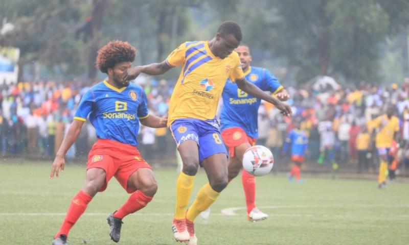 UPL: Anaku, Lwanga's Braces Boosts KCCA's Win Against UPDF