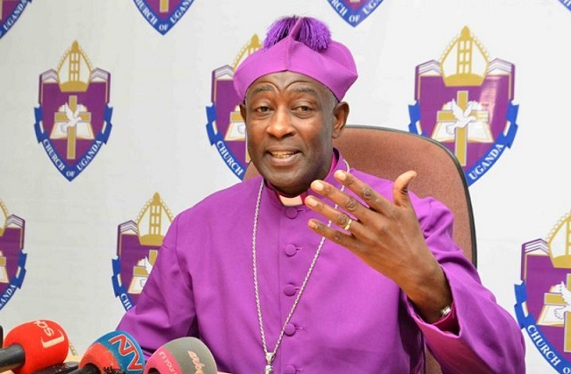 Protect Ugandans & Their Rights Instead Of Killing Them-Archbishop Kaziimba Mugalu Talks Tough To Security Organs Ahead Of 2021 Elections