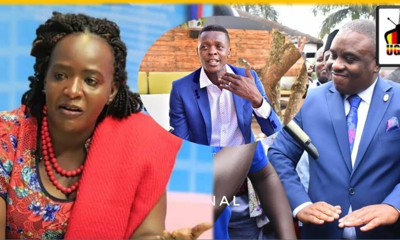 Erias Lukwago Gives Singer Chameleon, NUP's Nabilah 'Bloody Noses' In Kampala Lord Mayor Race Amidst Vote Rigging Claims