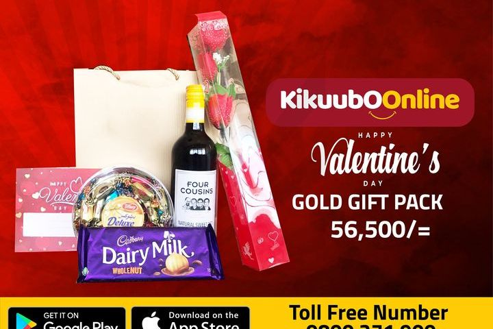 Kikuubo Online, Stingy Men's Association In Valentine's Day 'Collabo'