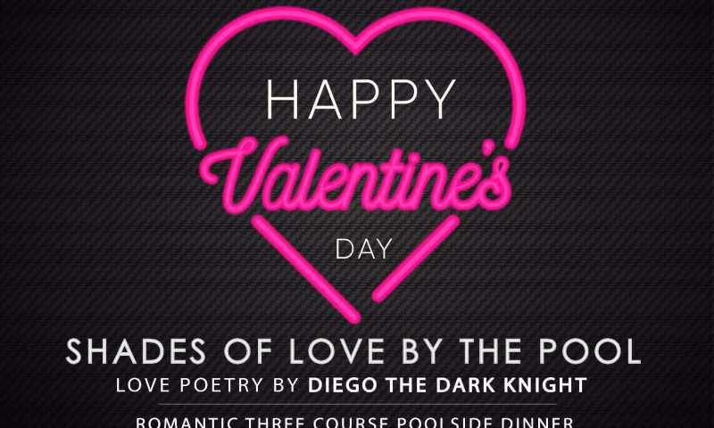 Fairway Hotel Organizes Memorable Lovey-Dovey Valentine's Day, Unveils Coco Pool Bar