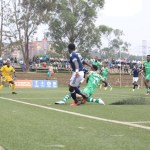 UPL:Police Secures Win Against  Onduparaka, Returns To Second Place