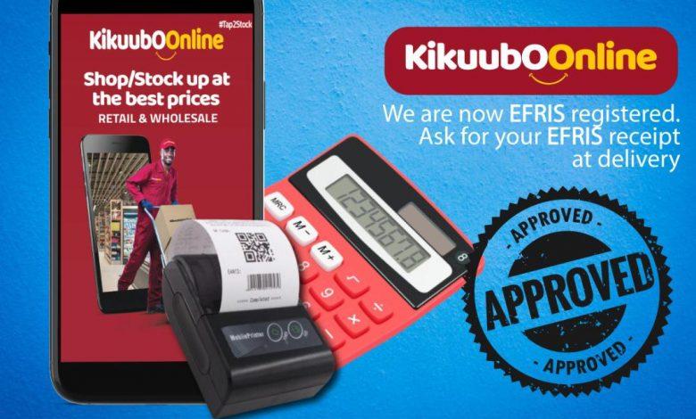 Done Deal: URA Approves Kikuubo Online's EFRIS Registration Status