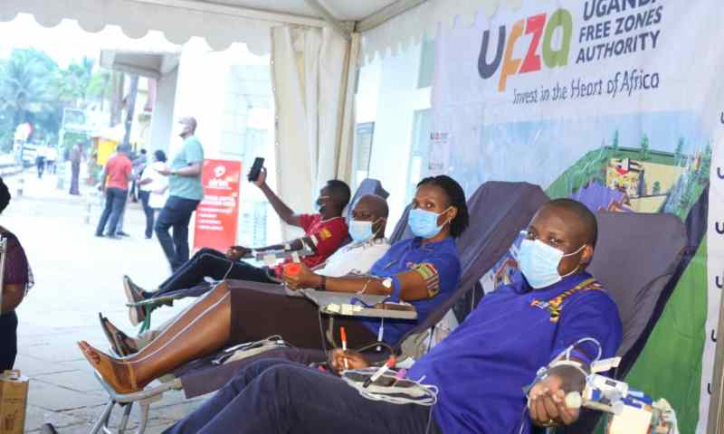 Nakasero Blood Bank Announces Spike In Blood Shortages, Urges Gov't Agencies, Private Sector To Participate In Donations