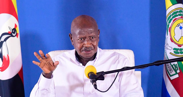 Presidential Address Highlights: Ignore Disappearance Of People, Foreign Toxic Talks NRM Is In Control