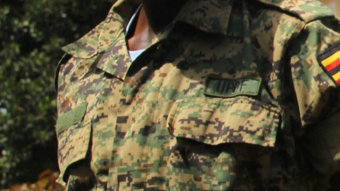 Sad! Ruthless Private Guard Guns Down UPDF Soldier