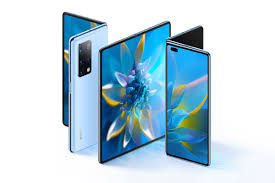 Huawei Shuts Samsung Galaxy Z Fold 2 With Unique Featured Foldable Mate X2