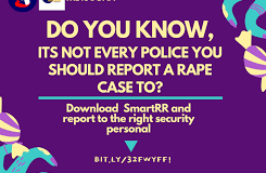 Nigeria Launches Rape Reporting App To Deal With Rampant Horny Men