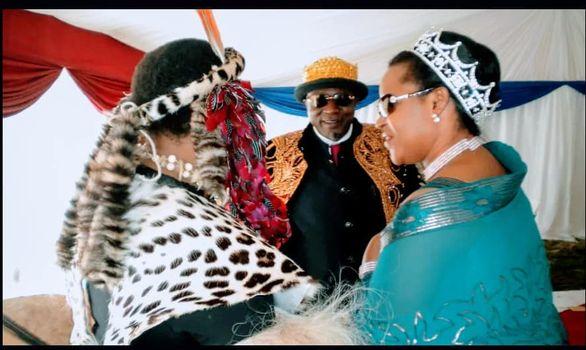 Tooro Queen Mother Best Kemigisa Mourns Zulu King