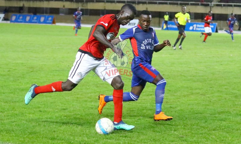 UPL: Vipers Edge 10-Man Villa 3-0 To Reclaim The Top Seat