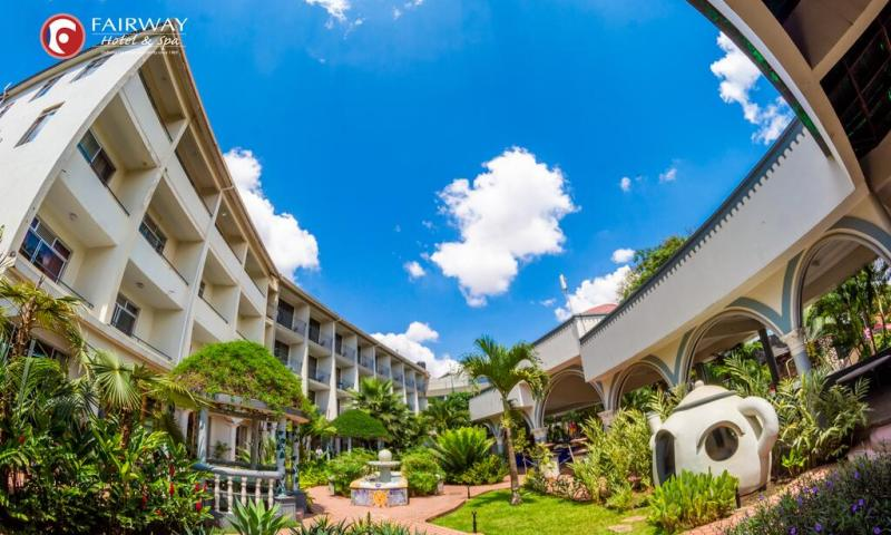 Excitement As Fairway Hotel Slashes Sumptuous Food Prices For Easter Festival!