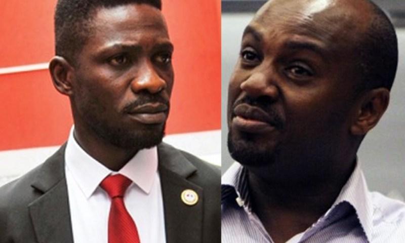 You're Simply A Besigye Copycat, No New Idea: Mortal Mouthed Veteran Journalist Andrew Mwenda Stings 'God' Bobi Wine!