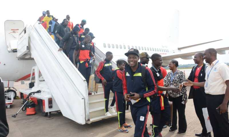 After Crushing Burkina Faso, Cranes To Jump Onto Bombardier To Malawi For Finals-FUFA
