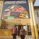 Minister Tumwebaze Visits Limkokwing University, Commends Ministry Of Education For Backing ICT Industry