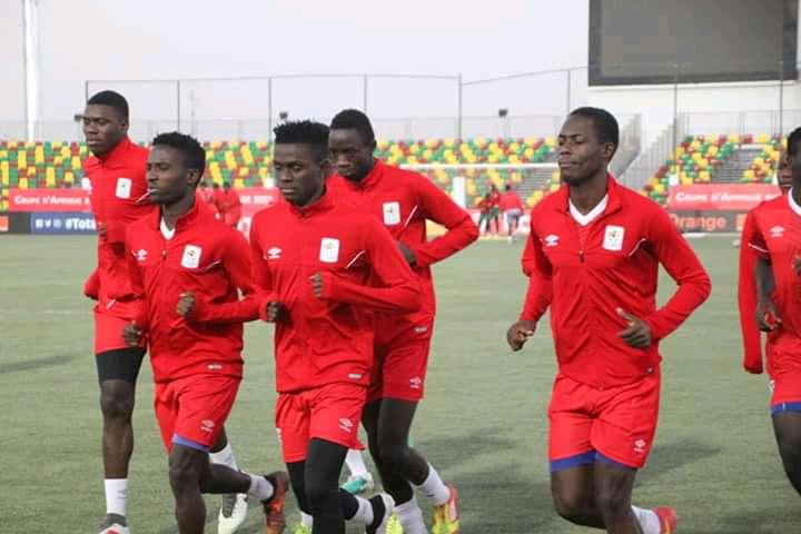 Onyango Injured As Sundowns Punish Belouizdad, AFCON Resumes Today