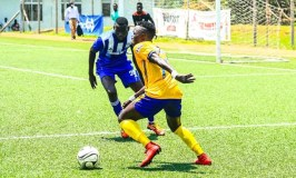 Sadat Anaku's Hat-trick Leads To KCCA's Win Against Busoga United