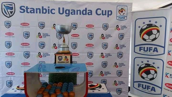 Stanbic Bank Uganda Cup Round Of 32 Draws Out