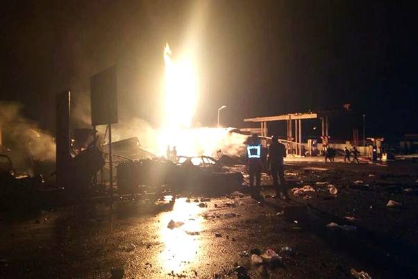 Grief: Equatorial Guinea Blast Kills Over 20, 600 Critically Injured