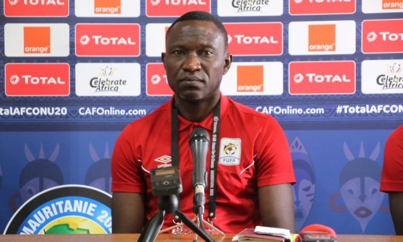 Uganda Hippos Coach; The Team Is Calm & Ready To Crush Ghana Tonight