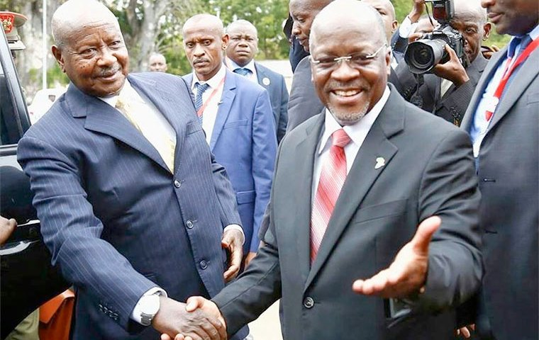 African Leaders Should Emulate Magufuli's Legacy: Museveni Eulogizes