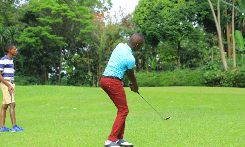 Golf: 14 Year Old Sets New Record After Flooring 105 Pioneer Players At Toro Golf Club