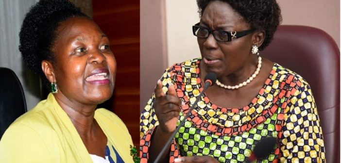 Kadaga Blasts Nankabirwa For Vulgarizing Speakership Campaigns