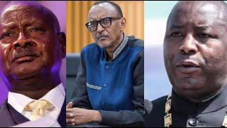 One Day You Will Kneel For Me To Open Border: Rwanda's Kagame On Cloud 9 As Burundi Joins Kenya To Ban Uganda's Maize