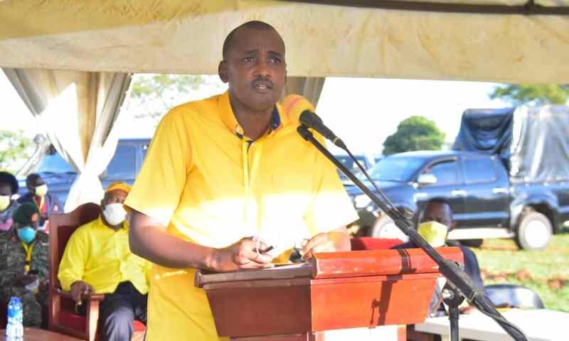 Minister Tumwebaze Tips NRM New MPs At Kyankwanzi On Strategic Communication Skills For Effective Mobilization