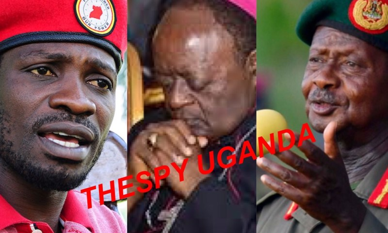 Bobi Wine, Museveni Differ On Mysterious Death Of Ach.Bishop Cyprian Kizito Lwanga