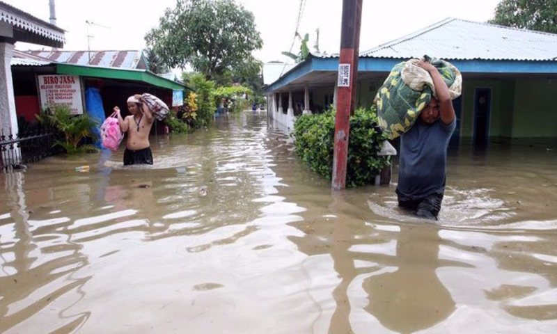 More Than 75 Dead In Indonesia, Hundreds Injured, Dozens Missing Over Flash Floods