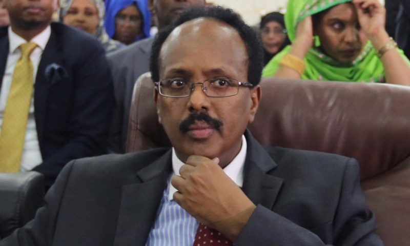 U-Turn: Somalia President Bows To Military Pressure, Calls For Elections As He Drops Move To Extent His Rule For Two Years
