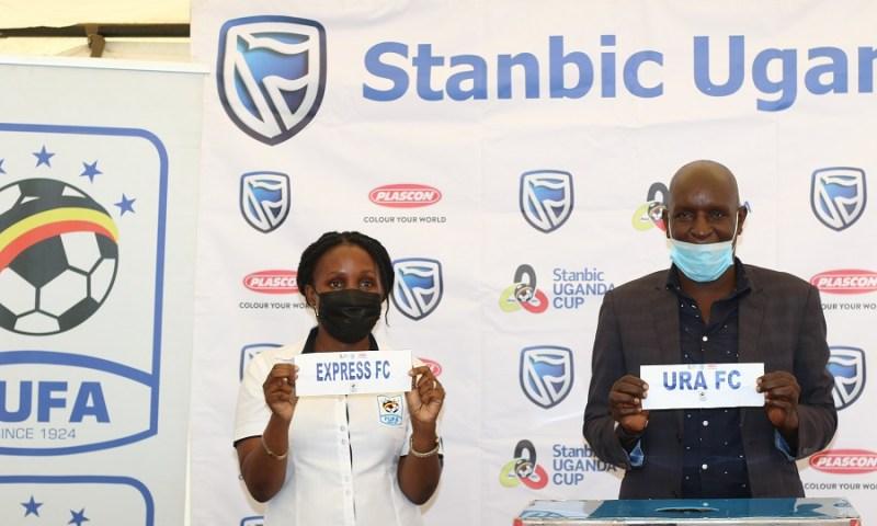 Stanbic Uganda Cup 2021: Round Of 16 Draws Push Tooro United Against Wakiso Giants
