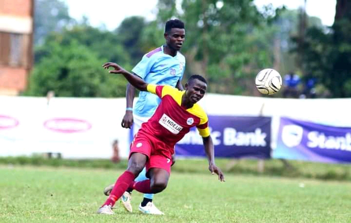 Uganda Cup: Ndejje University Scoops Away Win From SC Villa At 1-0