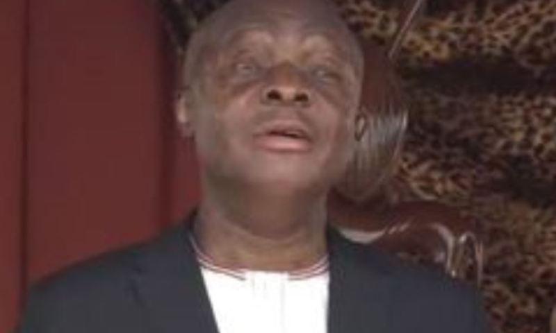 Mixed Reactions, Panic & Tears As Buganda King Resurfaces In Public Critically Ill