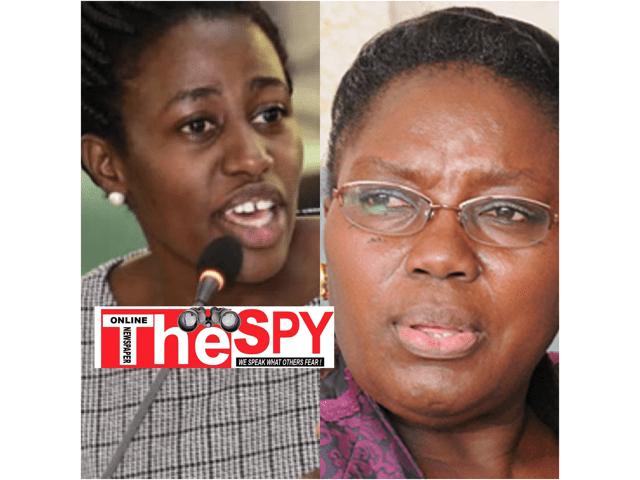 Juliet Kinyamatama's Speakership Bid Sets Kadaga Into Another Level Of Panic