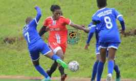 Uganda Martyrs High School Edge Makerere University WFC 1-0