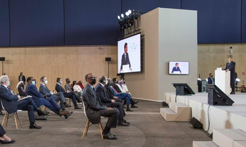 Tireless Kagame Meets France's Macron, Congo's Tshisekedi To Discuss Security In Sudan, Vows To Crush DRC Rebels