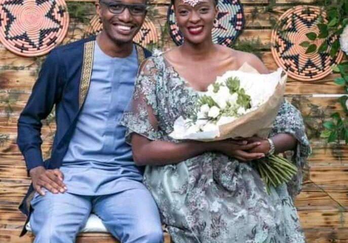 Let's End Secret Bonking: NTV's Rita Kanya Finally Introduces Workmate,Lover Raymond Mujuni-See Photos