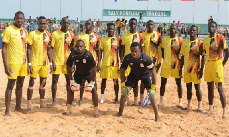 Uganda Sand Cranes Finish Fourth On Debut AFCON Beach Soccer Tournament