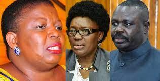 Enough Is Enough: Jacob Oulanyah, Kasule Lumumba Mock Kadaga After Being Dumped By NRM CEC