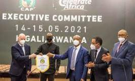 Rwandan Kagame Meets CAF, FIFA Presidents Ahead Of World Cup, Qualifiers Postponed