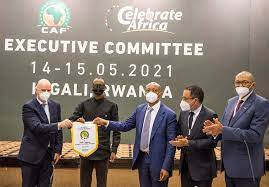 Rwandan Kagame Meets CAF, FIFA Presidents Ahead Of World Cup, Qualifiers Postponed