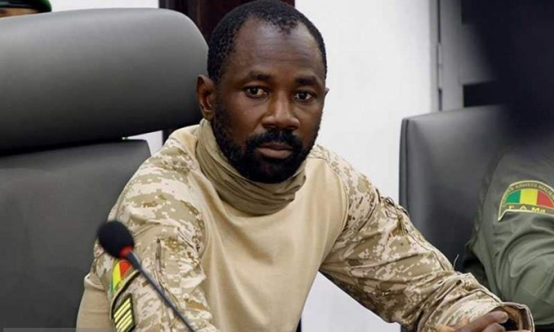 He Is Capable: Mali Court Declares Coup Commander Assimi Goita Interim President
