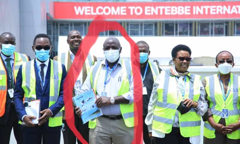 Exclusive! Exposed Airport Thuggery Suspected To Be Behind Gen.Katumba's Attempted Assassination-Close Sources