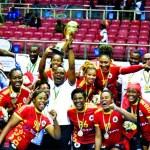 Angola Beat Cameroon To Retain African Women's Handball Crown