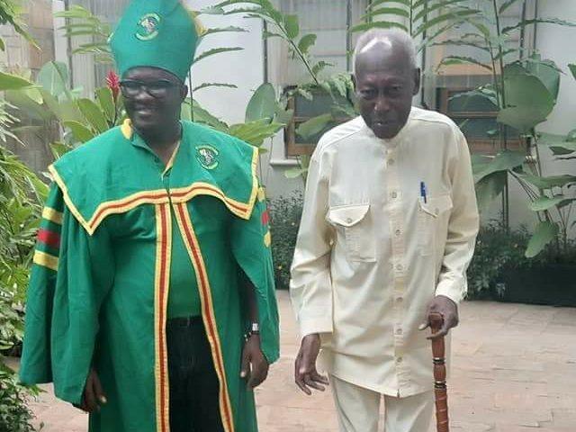 Pan Africanists In Uganda Lose One Of Their Own Prof.Kajabago Karusoke At Age 83