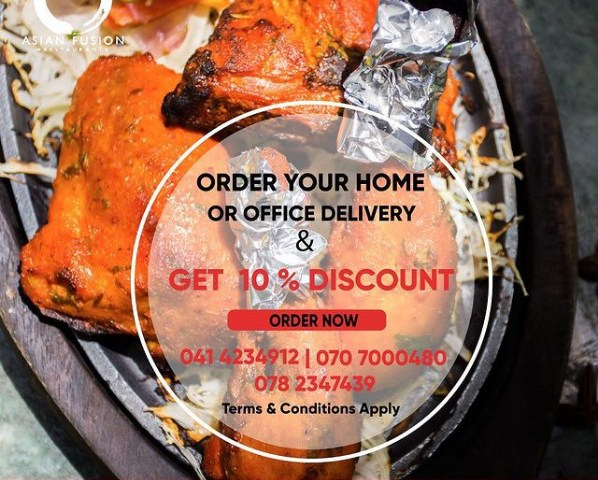 Avoid COVID-19: Order Fairway Hotel Best Chef To Prepare Your Best Meal & Deliver In Your Living Room As You Watch Your Favorite TV Soap