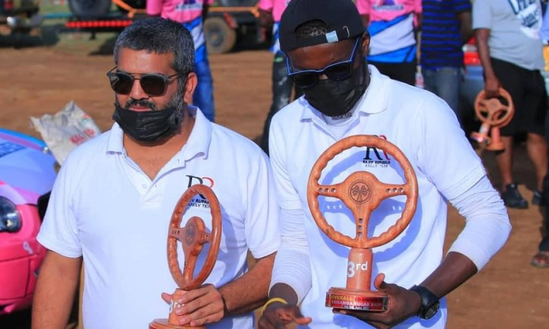 Rallyist Rajiv Ruparelia Scoops 3rd Position In Highly Competed Kassanda Sugar Rally